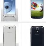 Galaxy S4 & S3